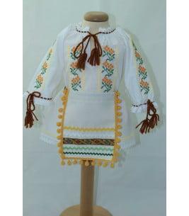 More about Costum traditional fete botez Iasmina
