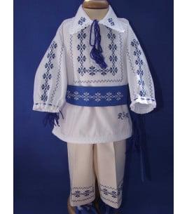 More about Costumas botez popular baieti albastru
