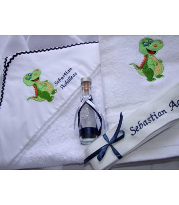 Trusou botez personalizat Dino