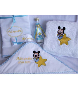 More about Trusou botez baby Mickey Mouse