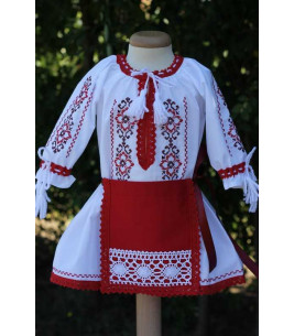 More about Costum botez fetite traditional Cristina