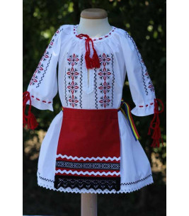 More about Costum botez traditional Eliza