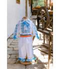 Costum national botez Florian