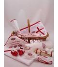Trusou botez complet fetite traditional