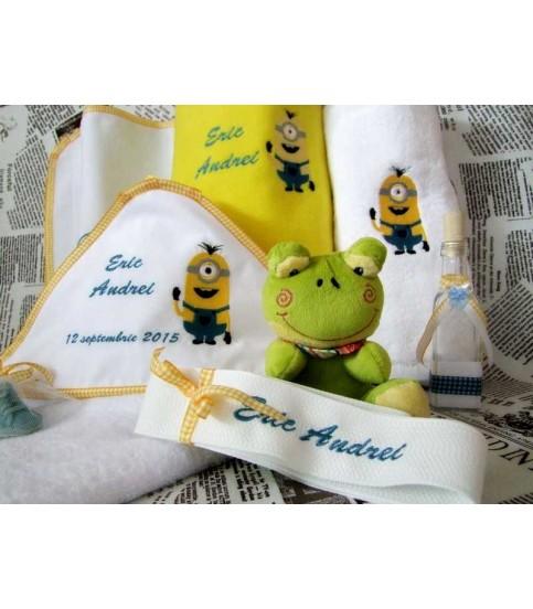 Trusou botez personalizat Minions