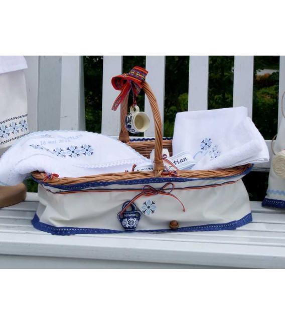 Trusouri botez traditionale - Trusou botez complet baieti traditional