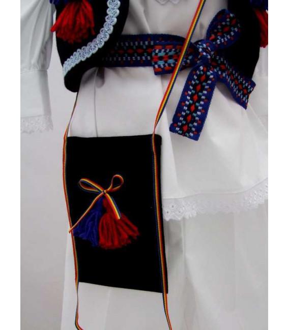 Costum popular botez baieti din Maramures