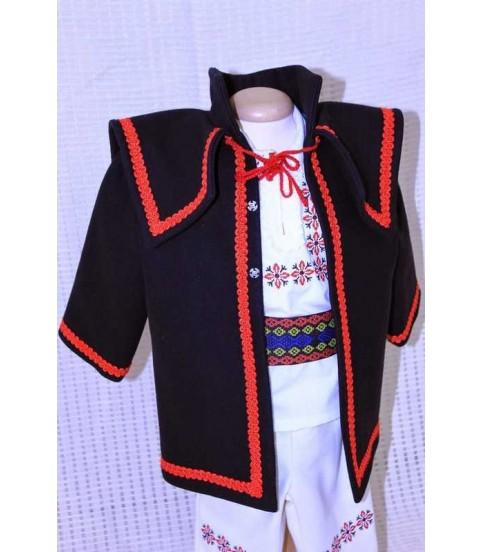 Palton traditional botez suman