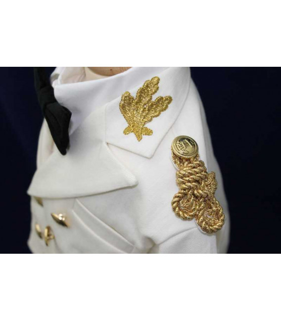 Costum botez ceremonie militar