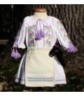 Costume populare botez fetite